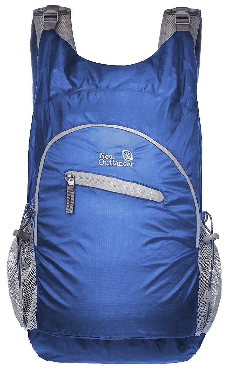 Outlander Ultra Lightweight Packable Waterproof Travel Hiking Backpack Daypack Handy Foldable Camping Outdoor Backpack