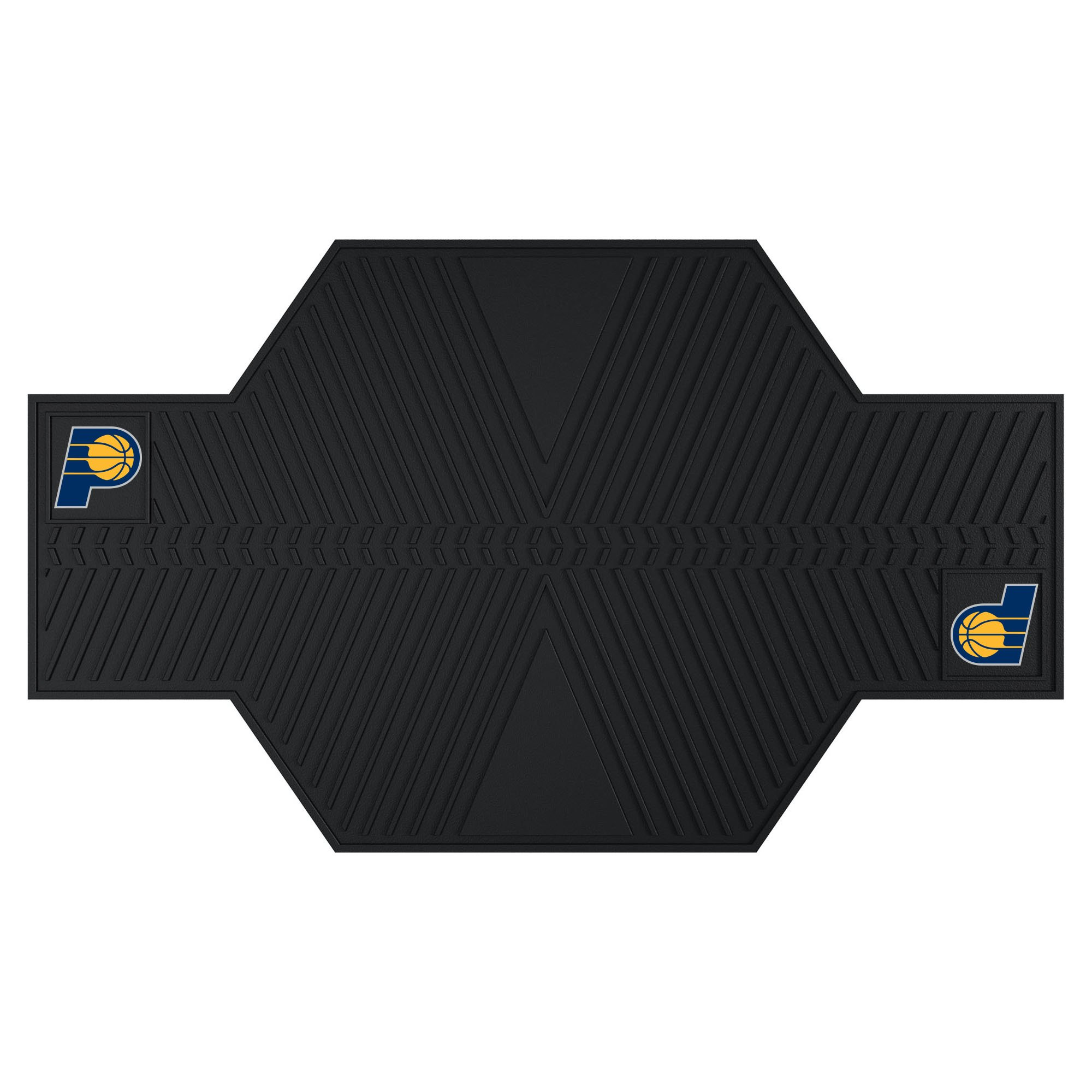 FANMATS 15379 NBA Indiana Pacers Motorcycle Mat
