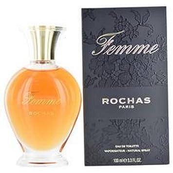 Rochas Femme De Rochas Eau De Toilette Spray 100ml Amazon