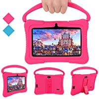Kids Tablets PC, Veidoo 7 inch Android Kids Tablet with 1GB Ram 16GB Storage, Safety...