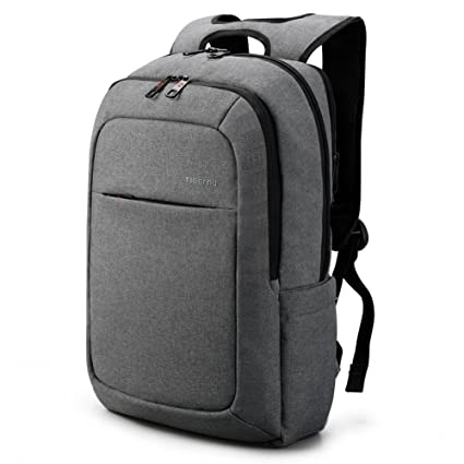 1ff4067ed2b3 Amazon.com  Tigernu Slim Business Laptop Backpacks Anti Thief Tear ...