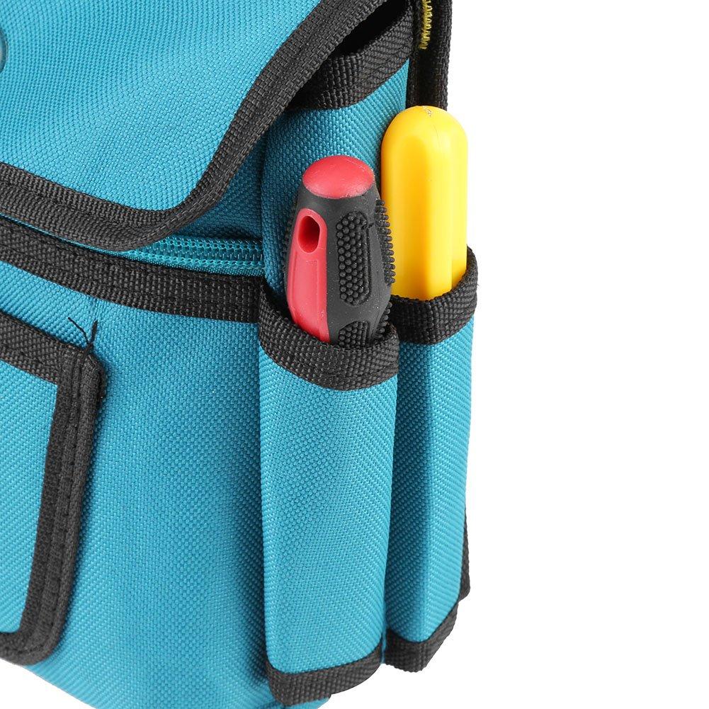 fontaner/ía Bolsa multifuncional para herramientas el/éctricas y de mantenimiento para herramientas el/éctricas mec/ánicas Oxford