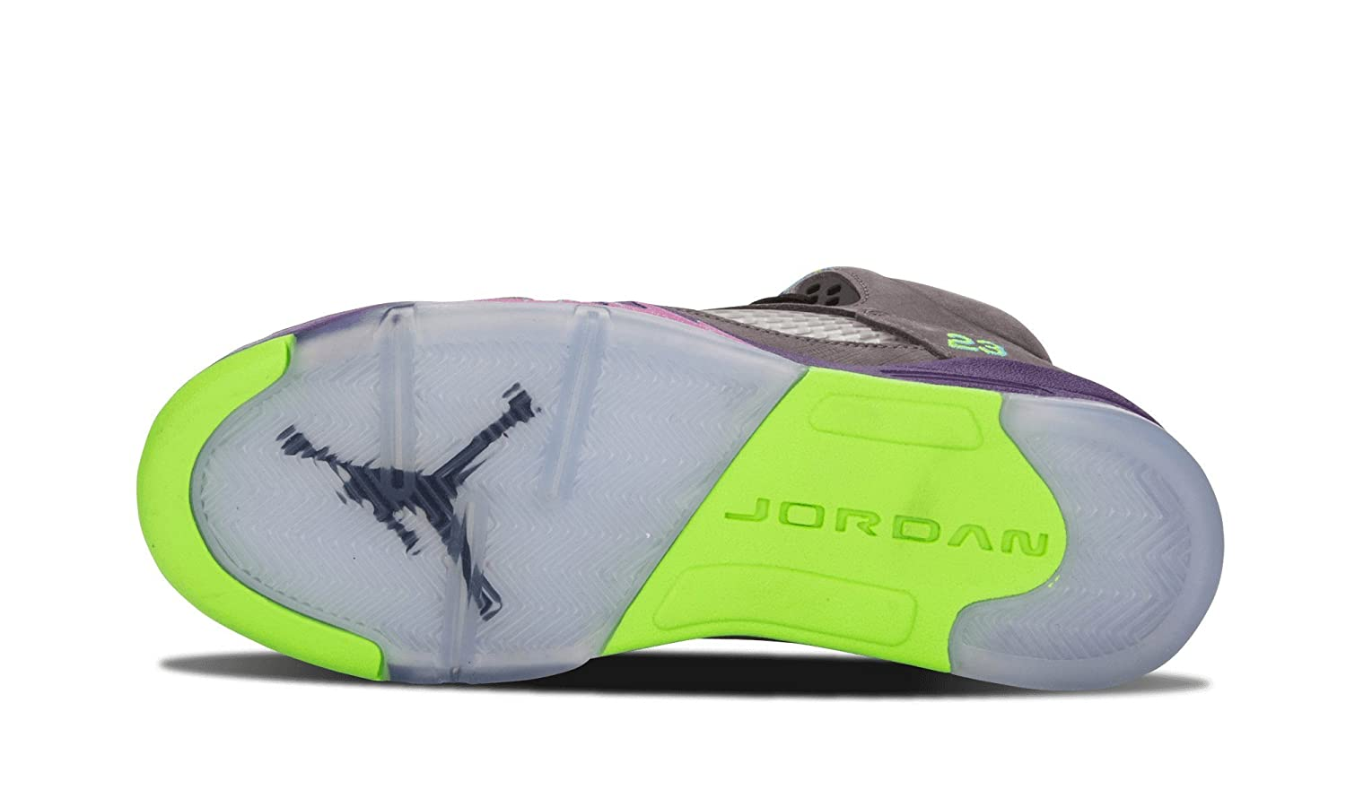 2e62b4f68b86b Jordan Air 5 Retro (GS) - 3.5Y Bel Air - 621959 090  Amazon.co.uk  Shoes    Bags