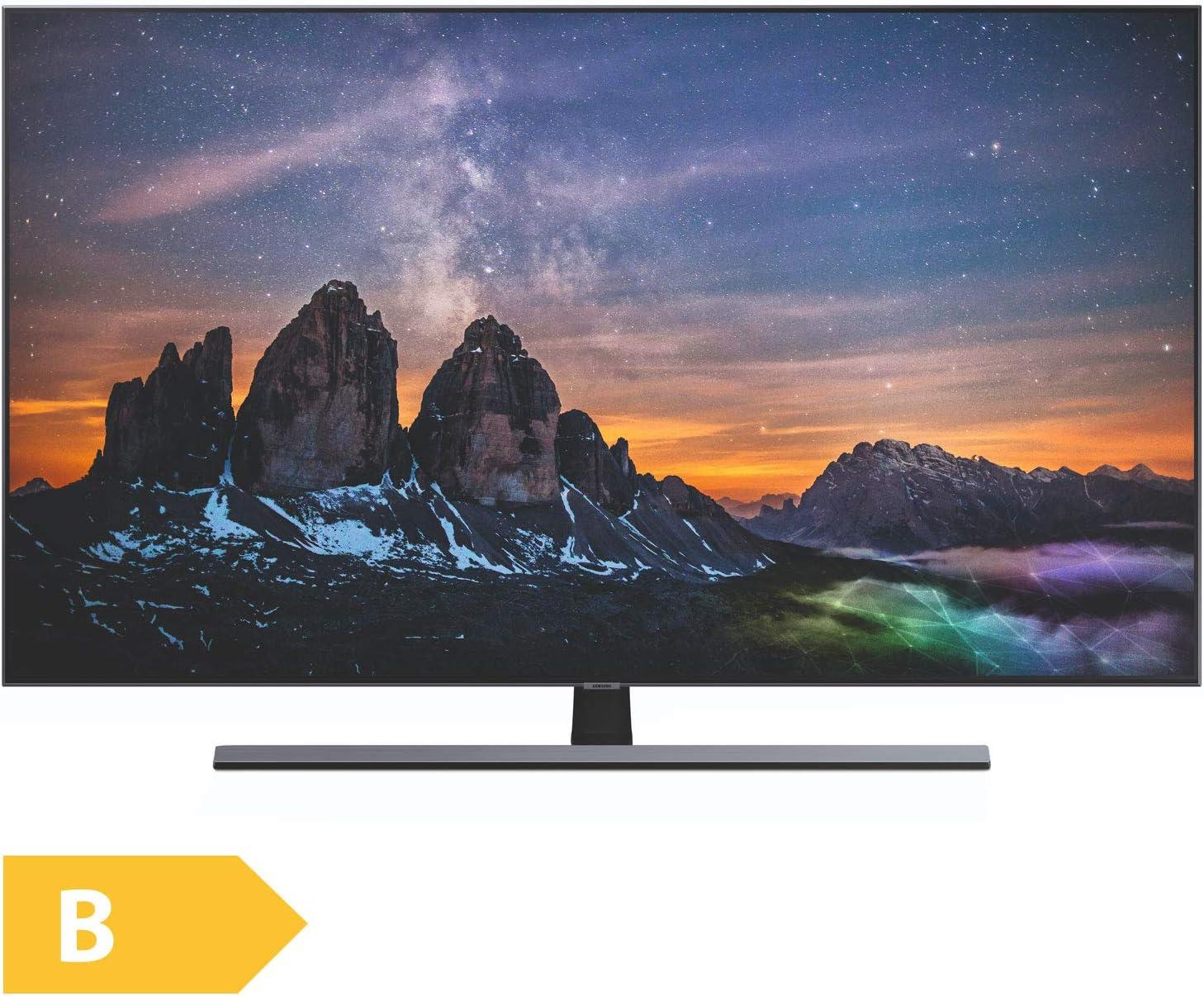 Samsung Q82R - Televisor QE65Q82R (163 cm, 65 pulgadas), 4 K, QLED, QE65Q82R (Q HDR, Ultra HD, HDR, sintonizador Twin Tuner, Smart TV): Amazon.es: Electrónica