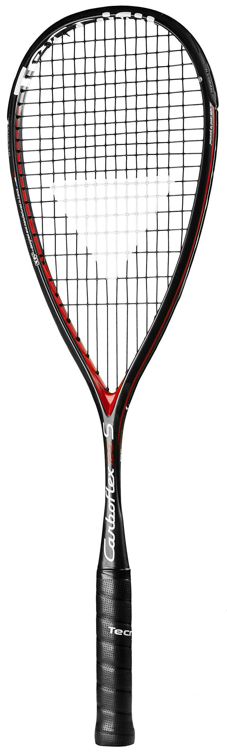 Tecnifibre Carboflex (S) Squash Racquet Series (125, 130, 135g Weights Available)