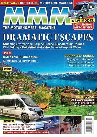 4798b0ec10 Amazon.com  Motorcaravan Motorhome Monthly  Kindle Store