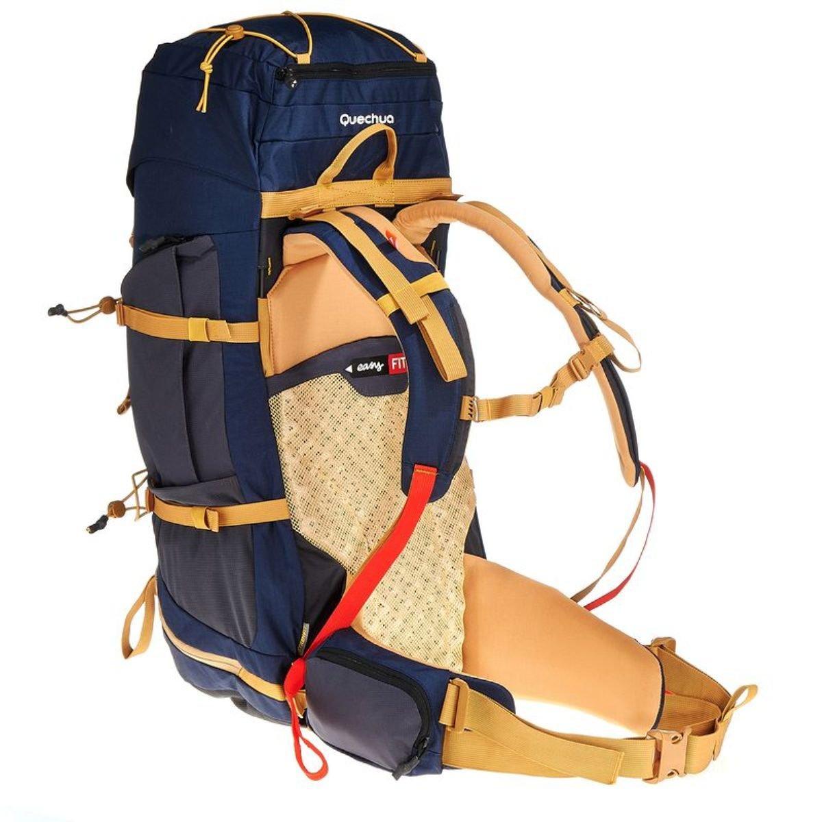 Amazon.com: DECATHLON QUECHUA FORCLAZ 50 EASYFIT MEN MULTIDAY TREKKING BACKPACK: Clothing