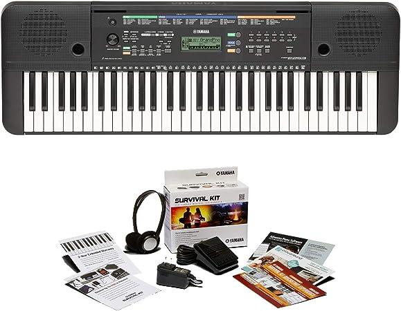 Yamaha PSRE253 KIT Portable Keyboard