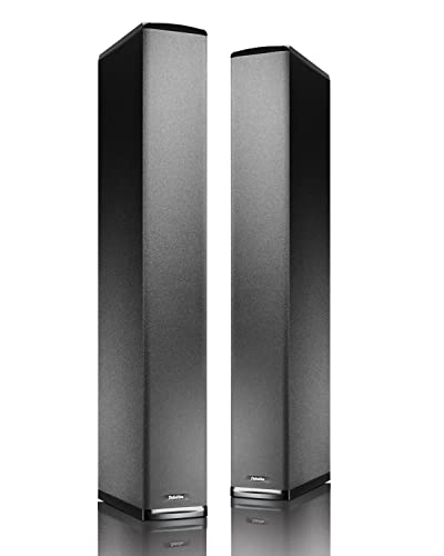 Definitive Technology BP7002 120v Tower Speaker Single, Right Channel, Black Discontinued by Manufacturer