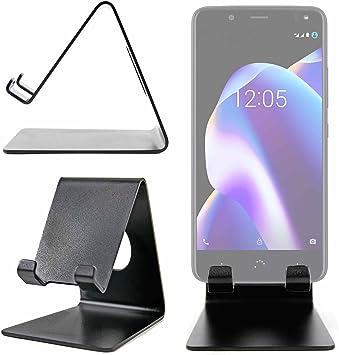 DURAGADGET Atril De Aluminio para Smartphone BQ Aquaris U2 (y Lite ...