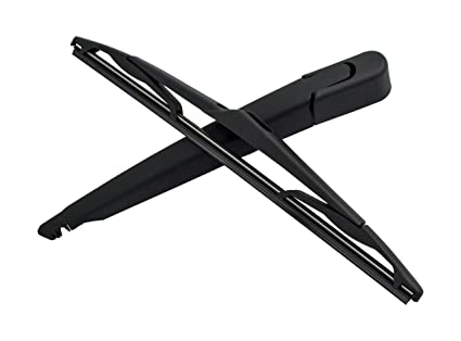 Amazon.com: TarosTrade 244-0471-N-82496 Rear Wiper Arm And Blade Set 300 Mm Hatchback Or Estate: Automotive