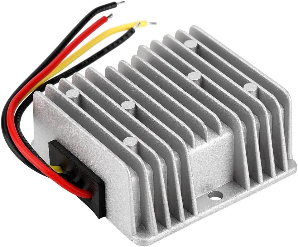Duokon DC Step-up Module 12V a 19V 5A 95W Adaptador Convertidor de Potencia de Coche Módulo Impulsor Impermeable Fuente de Alimentación de Coche