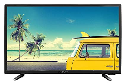 240ee80ddeb Image Unavailable. Image not available for. Colour  Kevin 80 cm (32 Inches) HD  Ready LED TV ...