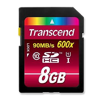 8 GB SDHC Class 10 Tarjeta de Memoria para Olympus SP-820 ...