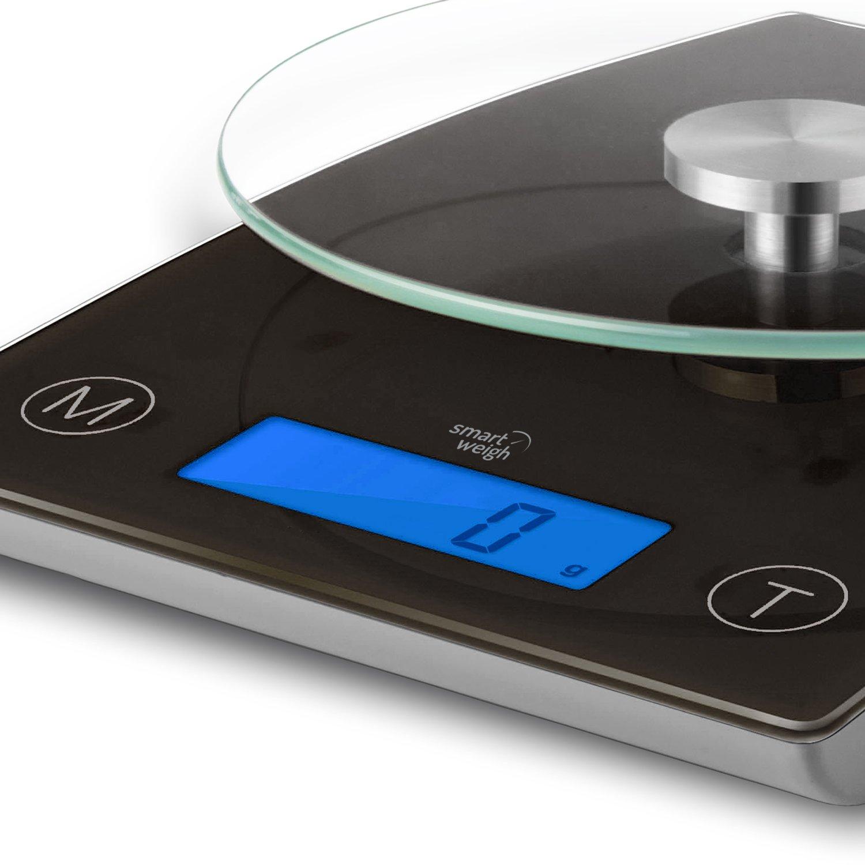 Bilancia da Cucina Smart Weigh munita di Piattaforma da Pesatura ...