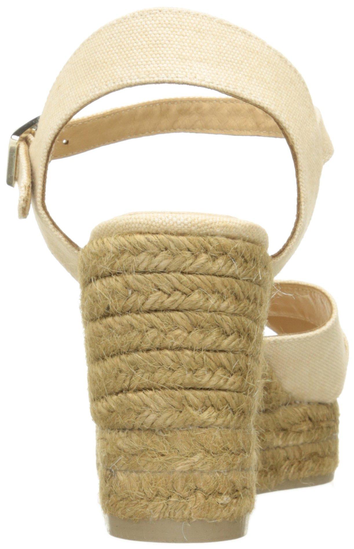 Castaner Women's Blaudell Platform Sandal, Nude (Beige), 37 EU/6.5 N US by Castaner (Image #2)