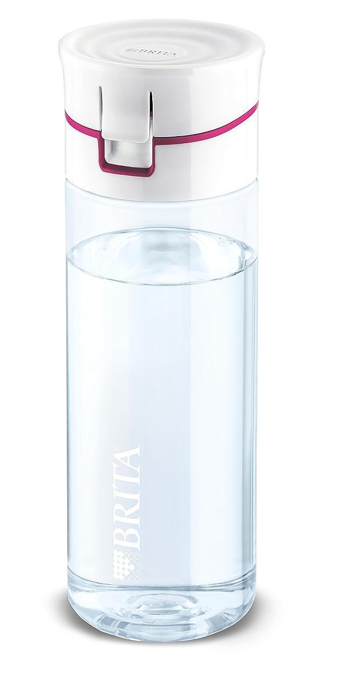 スケート蒸発する物足りない【並行輸入品】ブリタ(BRITA)フィル&ゴー(Fill&Go) Water Filter Bottle ボトル型浄水器 (色:ブルー)