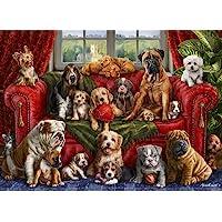 Love My Dogs Jigsaw Puzzle 1000 Piece