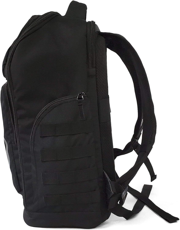 Rival Boxing RBPK Backpack Black Gym Training Gear Bag
