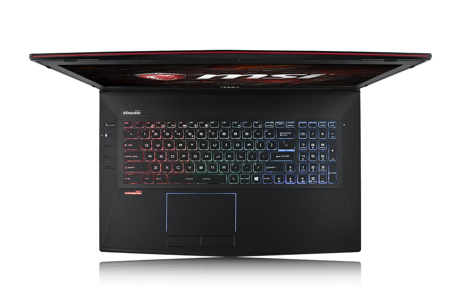 MSI GT72VR-6REAC16H51 17 Zoll Notebook