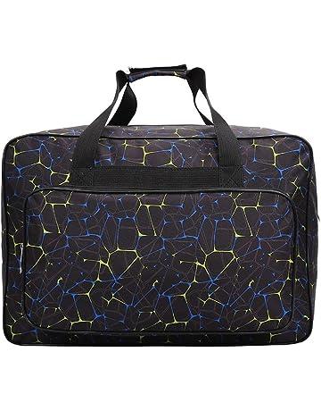 Bolsa para máquina de coser, bolsa de transporte universal de nailon, funda de almacenamiento