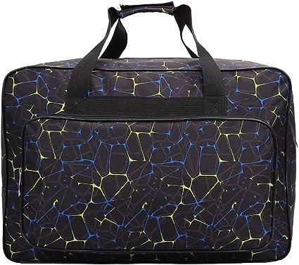 Bolsa de Viaje portátil Unisex de Gran Capacidad para Deportes o máquina de Coser: Amazon.es: Electrónica
