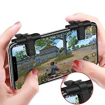 Gamepads Telefon Pubg Mobile Gaming Trigger Für Pubg Handy-spiel Feuer Taste Ziel Schlüssel L1r1 Shooter Controller Unterhaltungselektronik