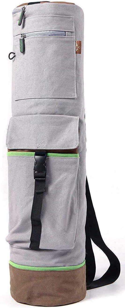 Heathyoga Yoga Mat Bag Full-Zip Exercise Yoga Mat Carry Bag