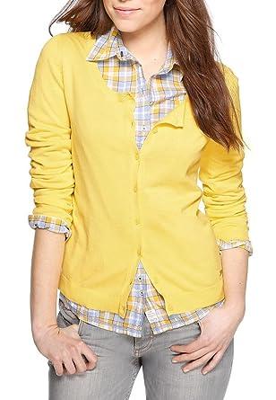 Wählen Sie für echte gut neuer Stil & Luxus s.Oliver Damen Strickjacke 09.302.64.5599