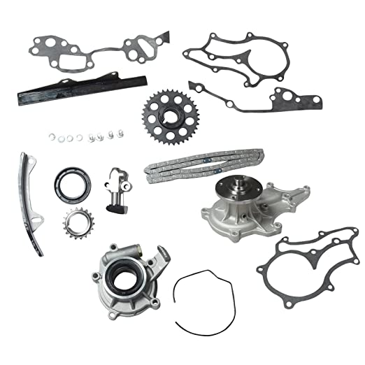 Amazon Com Blackhorse Racing Timing Chain Kit Water Oil Pump Fits