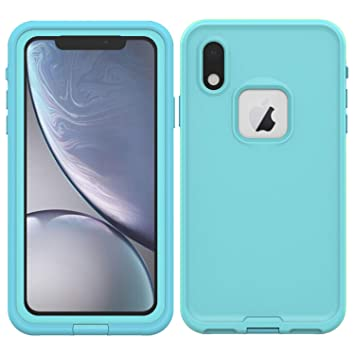 Amazon.com: Tomplus - Carcasa impermeable para iPhone XR ...