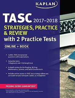 Kaplan tasc 2015 2016 strategies practice and review with 2 tasc strategies practice review 2017 2018 with 2 practice tests online fandeluxe Gallery