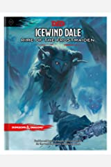 Icewind Dale: Rime of the Frostmaiden (D&D Adventure Book) (Dungeons & Dragons) Hardcover
