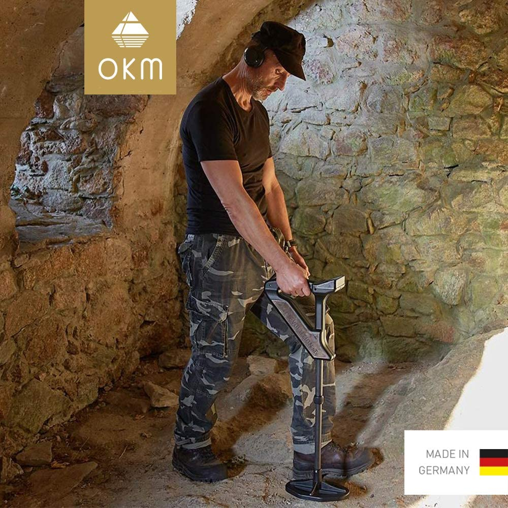 OKM Evolution NTX - Detector de metales: Amazon.es: Bricolaje y herramientas
