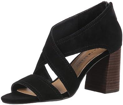 e34bd4facdc Lucky Brand Women s Vidva Heeled Sandal