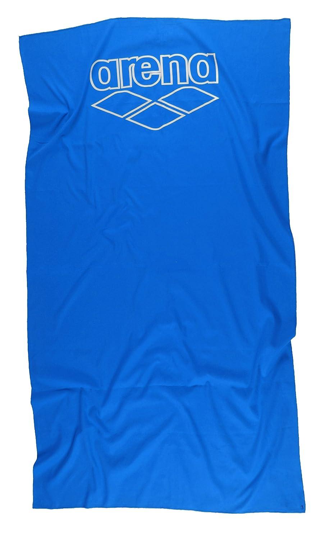 Arena Halys - Toalla de microfibra azul royal,white Talla:150 x 90 cm: Amazon.es: Deportes y aire libre