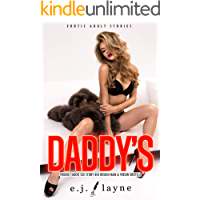 Daddy's Friend Taboo Sex Story: Big Rough Man & Virgin Erotica (Erotic Adult Stories Book 6)