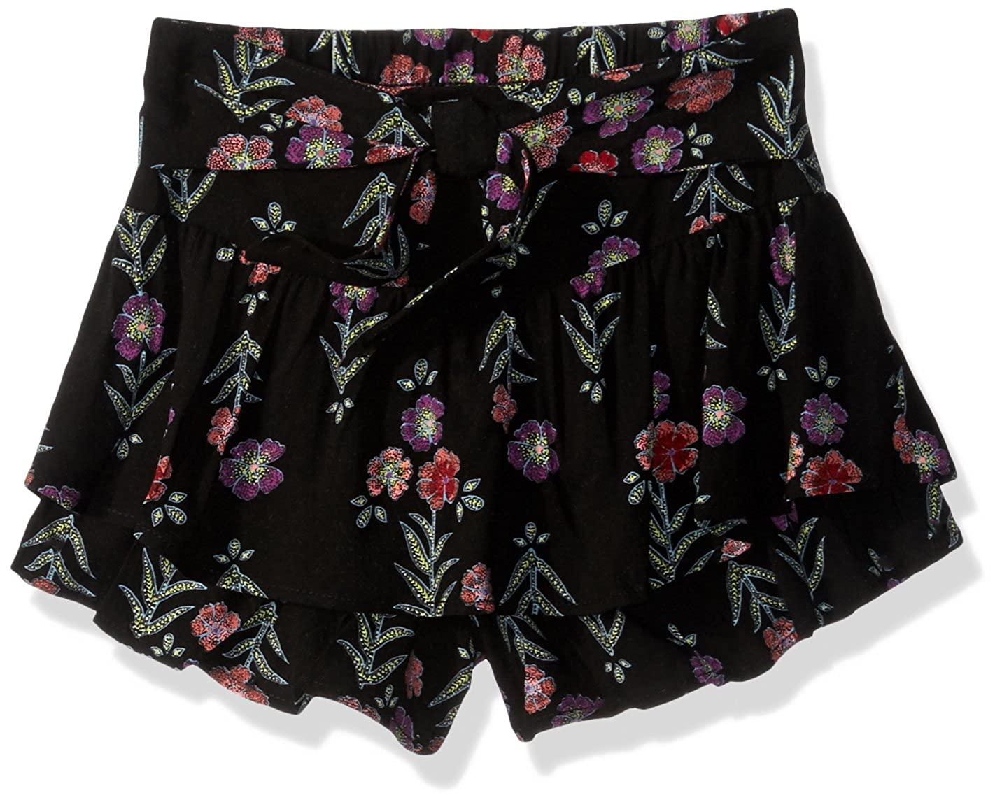 Crazy 8 Girls' Toddler Woven Tie Front Skort