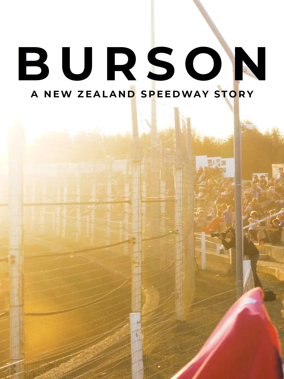 Burson - A new Zealand Speedway Story