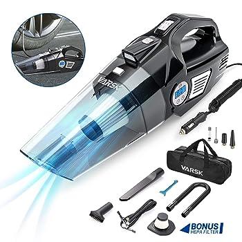 VARSK 4-in-1 Car Vacuum For Pet Hair