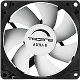 Tacens Aura II - Ventilador para caja de ordenador (rendimiento y refrigeración, 12 centímetros)