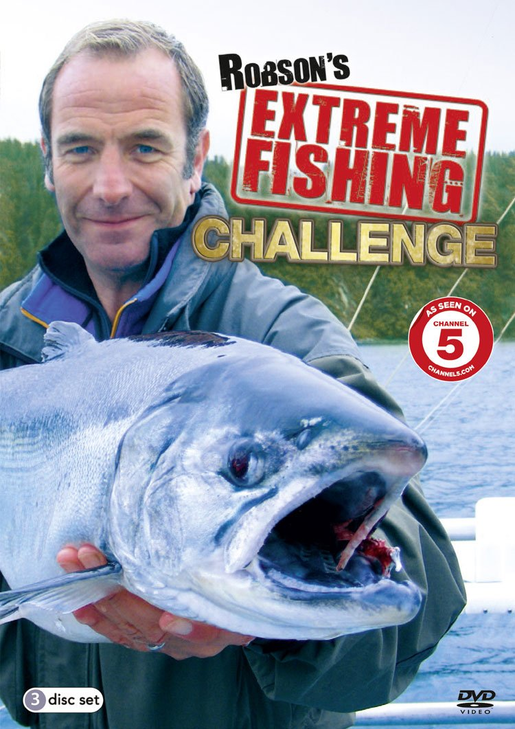 Extreme Fishing With Robson Green - Mega Collection: Amazon.co.uk ...