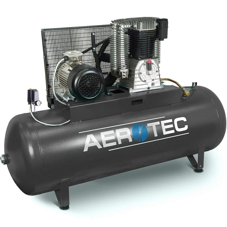 Aerotec - Compresor de aire comprimido (10 CV, 7,5 kW, 10 ...