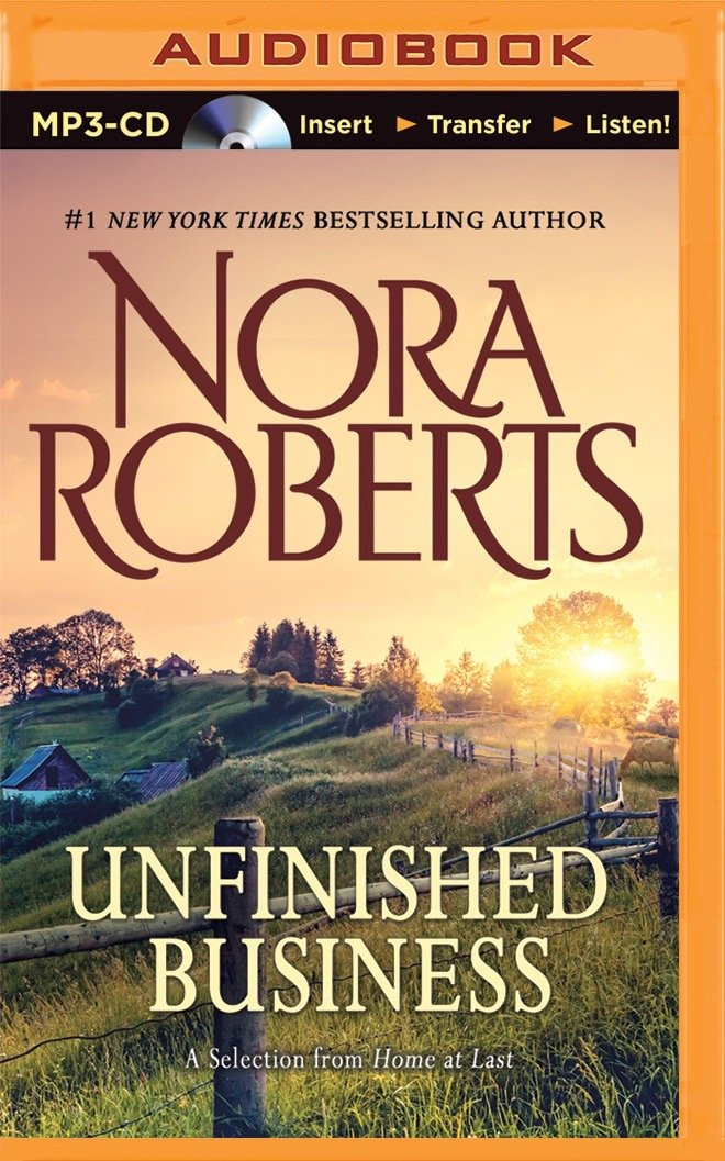 Download Unfinished Business: A Selection from Home at Last PDF