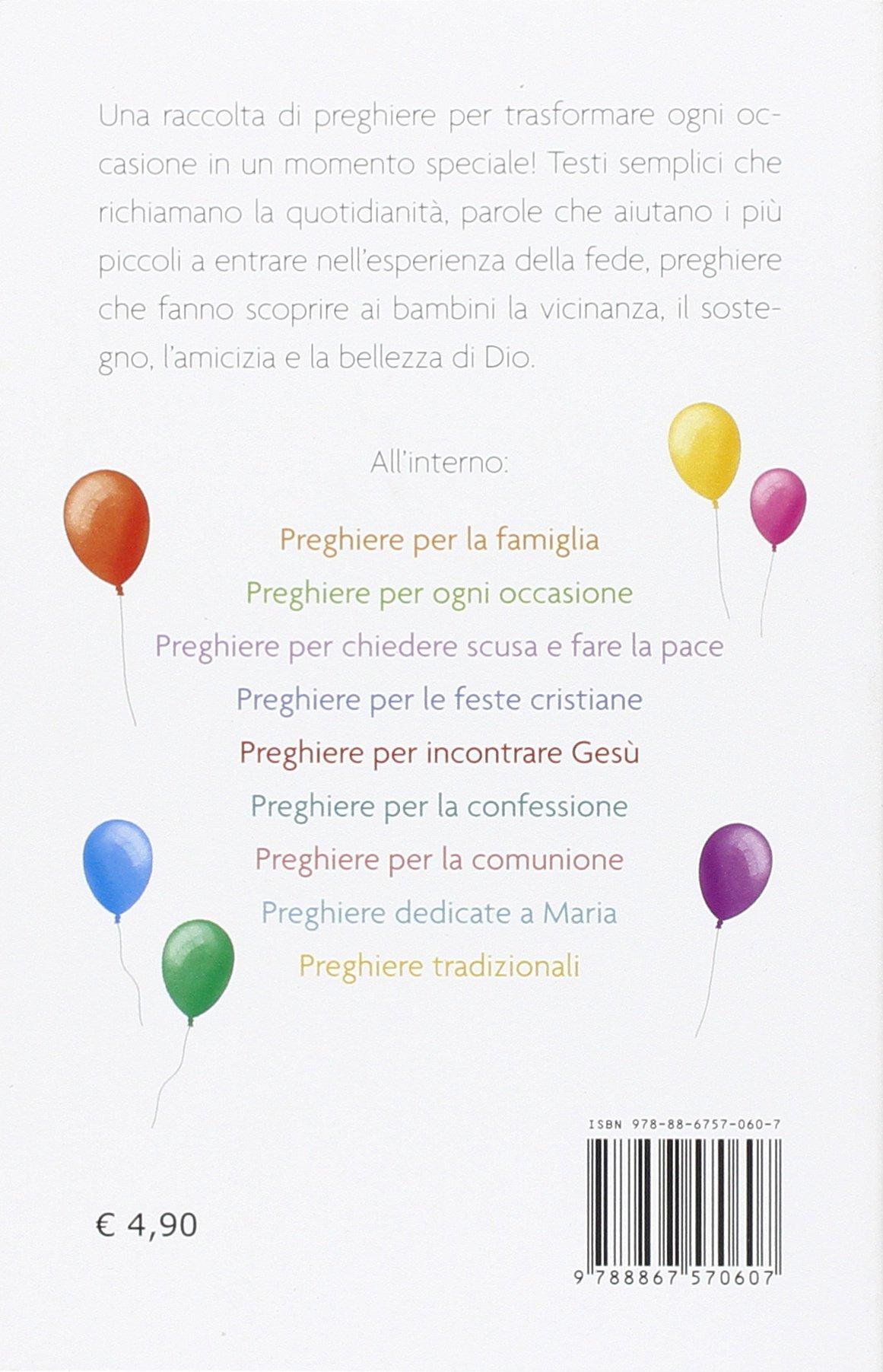 Le Preghiere Dei Bambini Amazon It Vecchini Silvia Capizzi Giusy Vecchini Silvia Libri