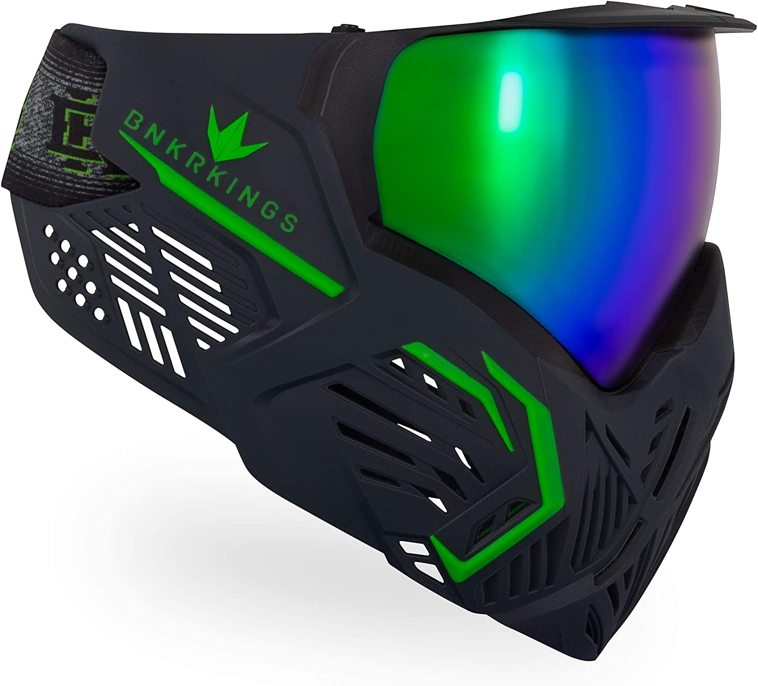 Bunkerkings CMD Paintball Goggles