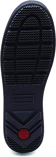 Hunter dames verfijnde Slim Fit Creeper hoge laarzen: Amazon.nl