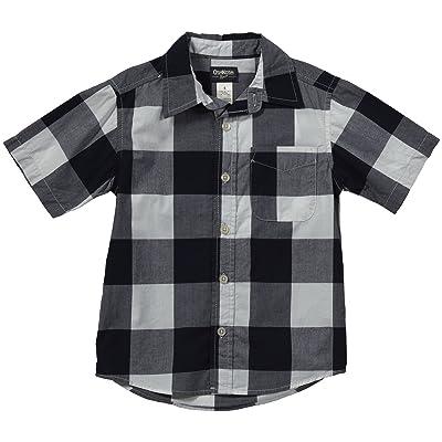 OshKosh B'gosh Boys' Buffalo Check Woven Shirt (Toddler/Kid)