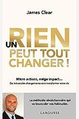 Un rien peut tout changer (LA.ESSAIS) (French Edition) Kindle Edition