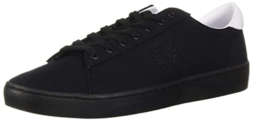602e5ea82a Fred Perry Men's Spencer Canvas Fashion Sneaker: Amazon.co.uk: Shoes ...